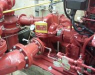 DIESEL DRIVEN PUMP REPLACEMENT 5